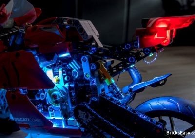 Light Kit for Lego Ducati Panigale Engine