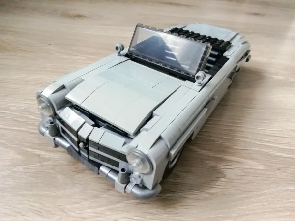 MOC Mercedes-Benz 300SL 04