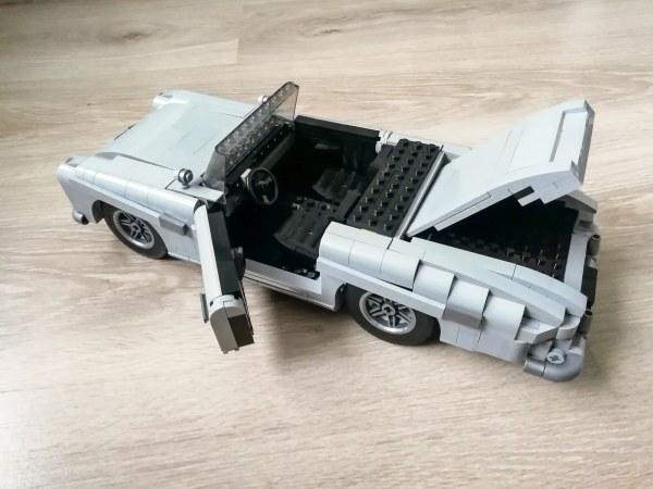 MOC Mercedes-Benz 300SL 05