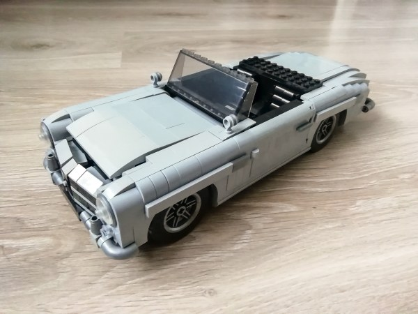 MOC Mercedes-Benz 300SL Featured Image