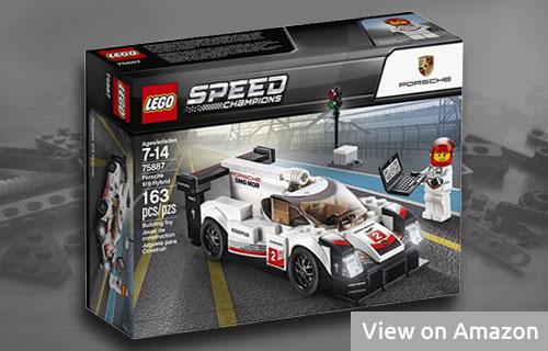 Lego Porsche 919 Hybrid 75887