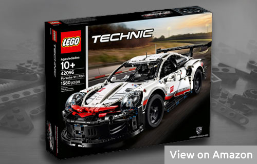 Lego Technic Porsche 911 for Adults