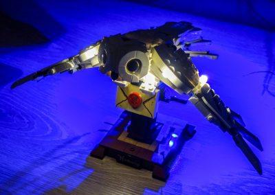 Light Kit Lego Harry Potter Hedwig 04