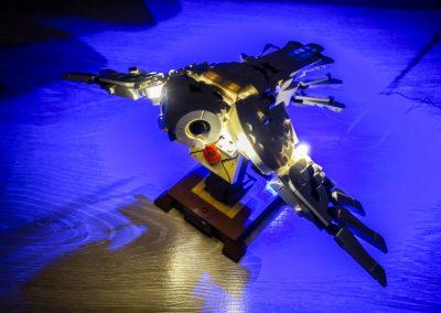 Light Kit Lego Harry Potter Hedwig 05