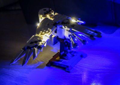 Light Kit Lego Harry Potter Hedwig 06