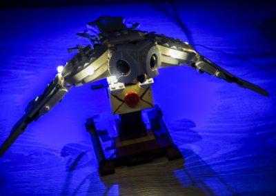 Light Kit Lego Harry Potter Hedwig 08
