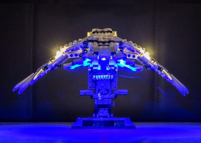 Light Kit Lego Harry Potter Hedwig 09