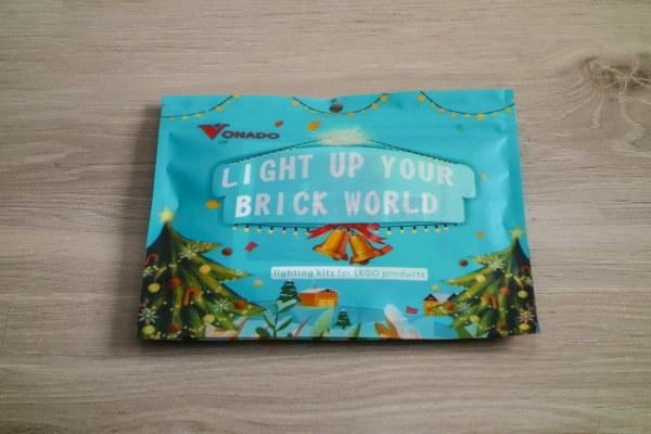Vonado Lego Light Kit Packaging