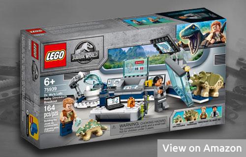 Lego Baby Dinosaur Breakout