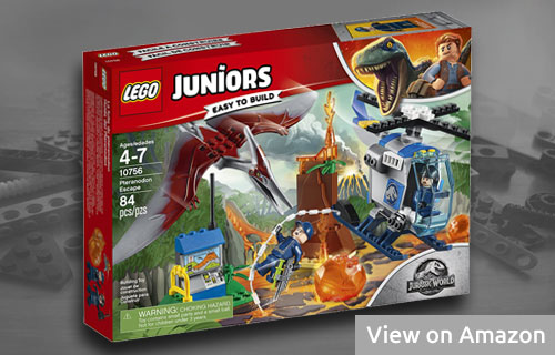 Lego Dinosaur Set for Small Kids