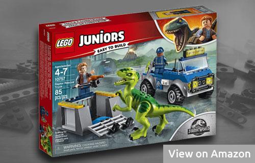 Lego Juniors Jurassic World