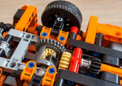 Lego Technic Chevrolet Corvette Differential