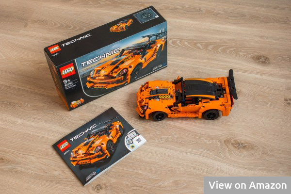 Lego Technic Chevrolet Corvette ZR1 with Box