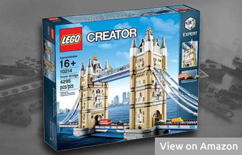 Lego Creator Tower Bridge