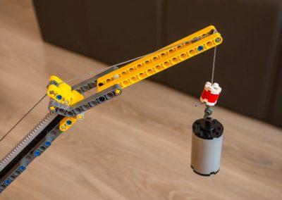 Lego Crawler Crane Arm