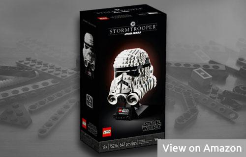 Lego Stormtrooper Helmet for Adults
