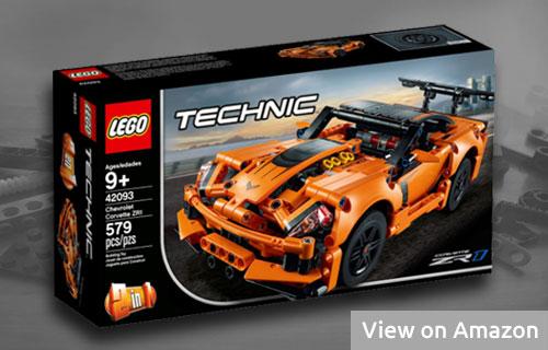 Lego Technic 42093 Chevrolet Car