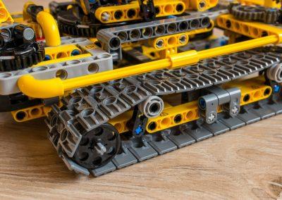 Lego Technic Compact Crawler Crane Tracks