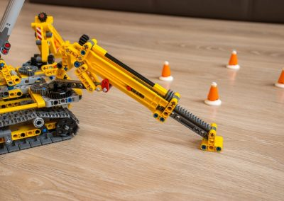 Lego Technic Compact Crawler Crane Outrigger