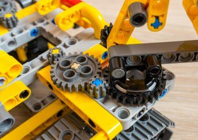 Lego Crane Rotating Superstructure