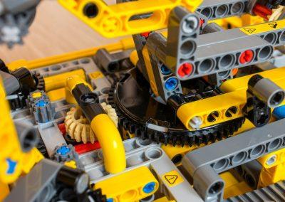 Lego Technic Crane Rotating Superstructure