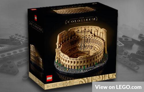 Biggest Lego Set in 2021