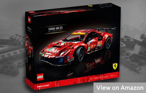 Lego Ferrari 488 GTE AF Corse #51