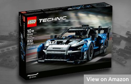 Lego Technic McLaren Senna