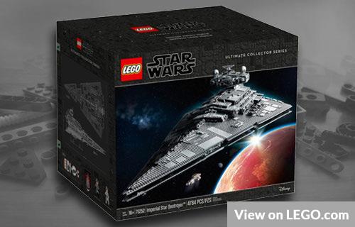 2nd Largest Star Wars Lego Set