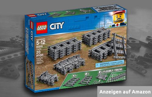 Lego Schienen