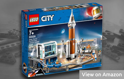 Lego City Space Rocket