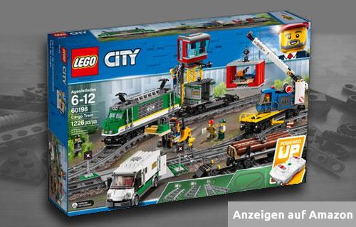 Lego Güterzug