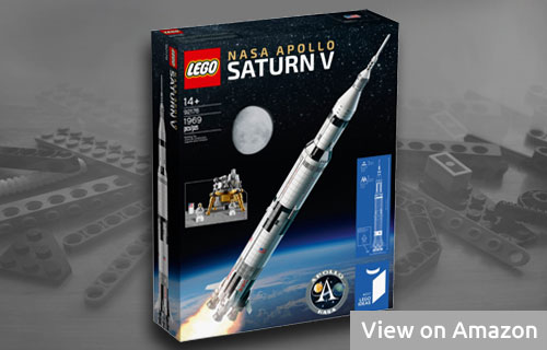 Lego NASA Saturn V Rocket