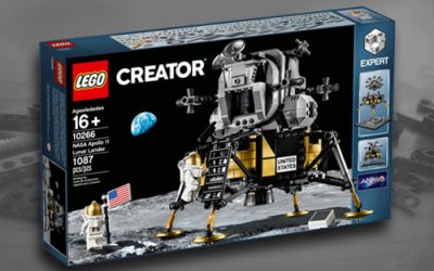 7 Best Lego Space Sets