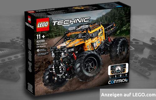 Lego Technic 4x4 Off-Road