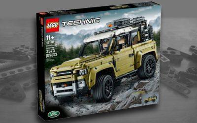 Beste Lego Technic Sets für Erwachsene