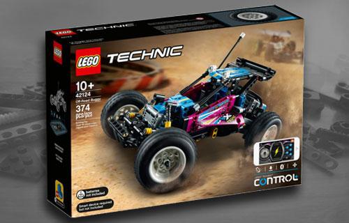 Beste Lego Technic Sets mit Motoren & Power Functions