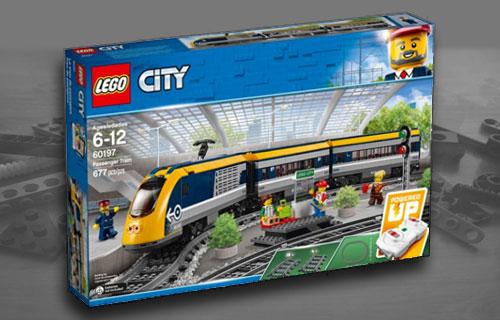 5 Beste LEGO Zug Sets